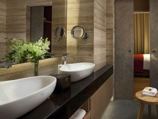 新加坡聖淘沙艾美酒店(Le Méridien Singapore, Sentosa)文化至尊房