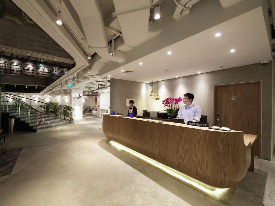 新加坡G酒店(Hotel G Singapore)公共區域