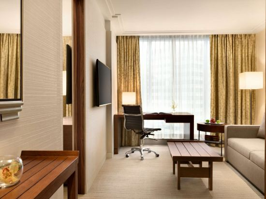 温哥華香格里拉大酒店(Shangri-La Hotel Vancouver)行政套房