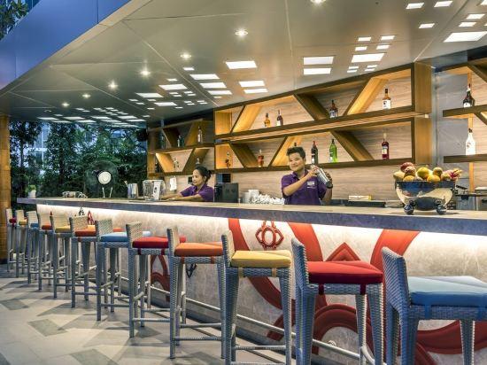 曼谷素坤逸11號美居酒店(Mercure Bangkok Sukhumvit 11)餐廳