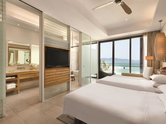 峴港凱悅麗晶渡假村及水療中心(Hyatt Regency Danang Resort and Spa)海景房