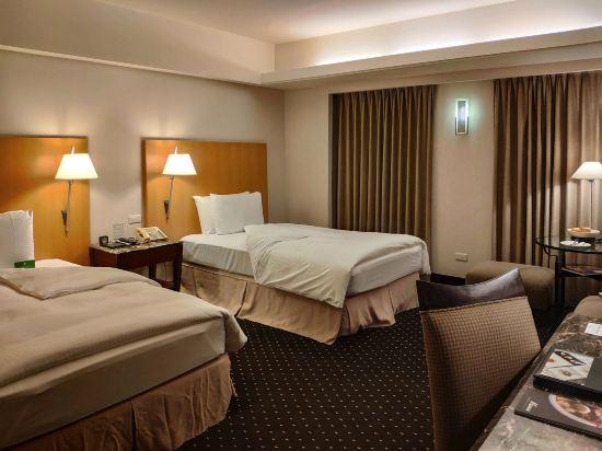 台中永豐棧酒店(Tempus Hotel Taichung)豪華雙人間