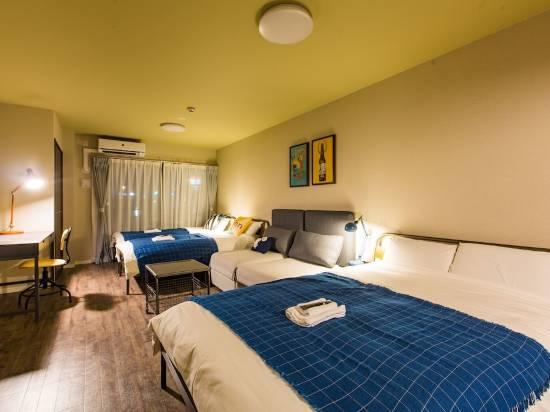 難波 M 旅館