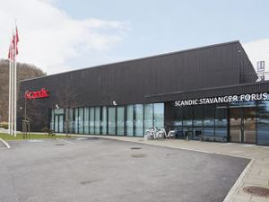 斯堪斯塔萬格坲魯斯酒店(Scandic Stavanger Forus)