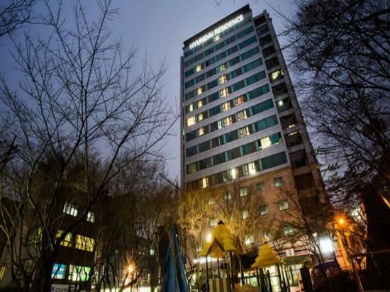 首爾東大門現代公寓