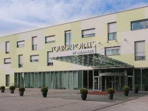 盧布爾雅那蒙斯福朋喜來登酒店(Four Points by Sheraton Ljubljana Mons)