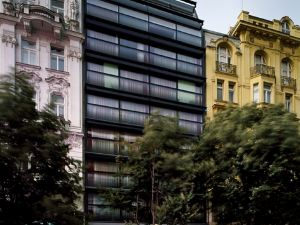 布拉格大都會酒店(Design Metropol Hotel Prague)