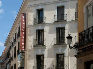 馬德里溫齊索赫酒店(Vincci Soho Madrid)