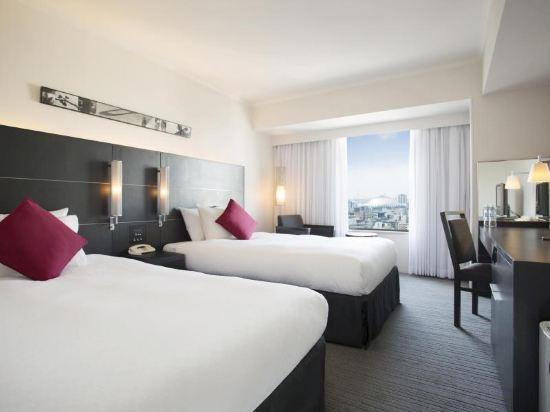 大阪日航酒店(Hotel Nikko Osaka)標準雙床房