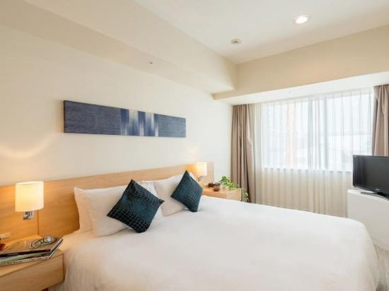 南海大阪輝盛國際公寓(Fraser Residence Nankai Osaka)單臥室行政房