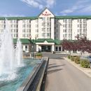 華美達普拉茨卡爾加里機場會議中心酒店