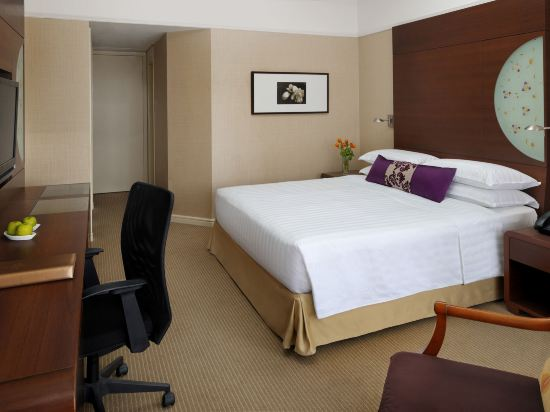 新加坡濱華大酒店(Marina Mandarin Singapore)豪華客房
