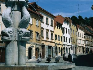 盧布爾雅那城市酒店(City Hotel Ljubljana)