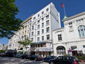 歐洲漢堡中央火車站諾富姆酒店(Novum Hotel Continental Hamburg Hauptbahnhof)