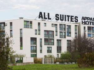 公園套房波爾多拉克酒店(All Suites Appart Hôtel Bordeaux Lac)