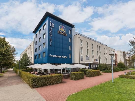 弗裏德博格瓦特貝斯特韋斯特精品IB酒店