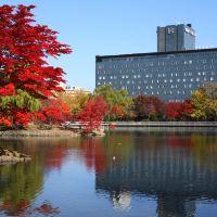 札幌公園酒店酒店預訂