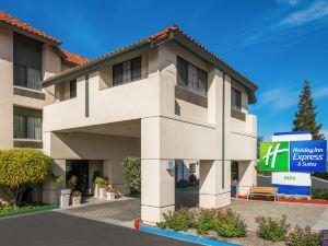 聖克拉拉硅谷智選假日套房酒店(Holiday Inn Express Hotel & Suites Santa Clara - Silicon Valley)