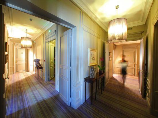 巴黎香謝麗舍廣場酒店(Hotel Champs Elysees Plaza Paris)公共區域