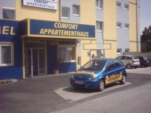 布呂莫凱富公寓(Comfort Appartementhaus Blümel)