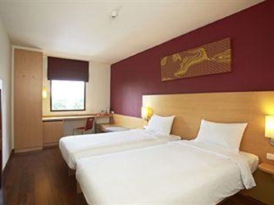 宜必思曼谷暹羅酒店(Ibis Bangkok Siam)標準房