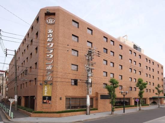 都心之天然温泉名古屋皇冠酒店