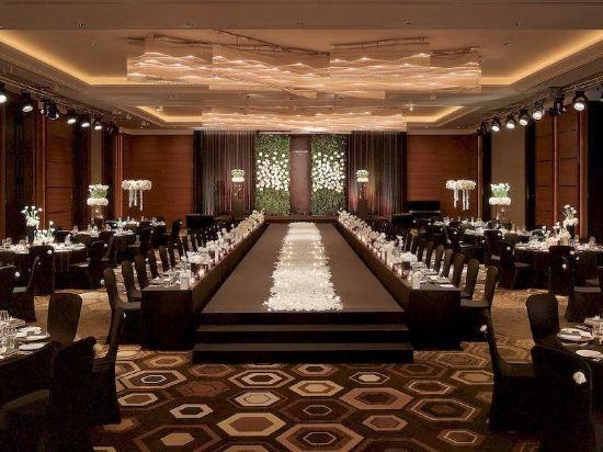 韓國首爾國際金融中心康萊德酒店(Conrad Seoul IFC Korea)會議室
