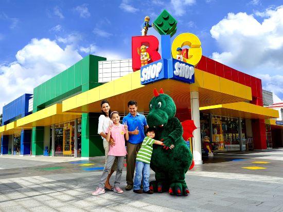新山樂高度假酒店(Legoland Resort Hotel Johor Bahru)周邊圖片