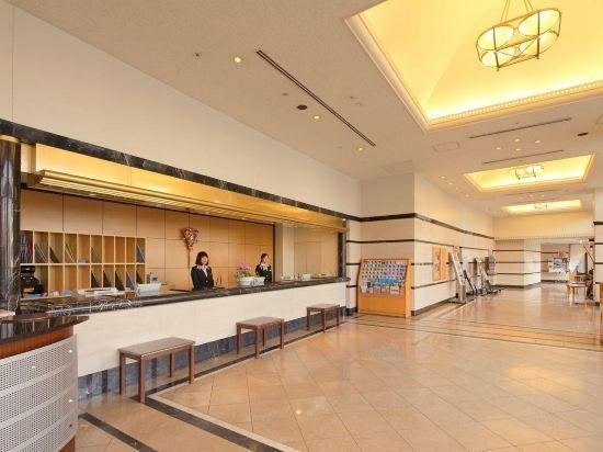 福岡運河城華盛頓酒店(Canal City Fukuoka Washington Hotel)公共區域