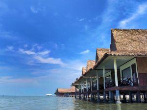 民丹島別墅海灘温泉度假酒店
