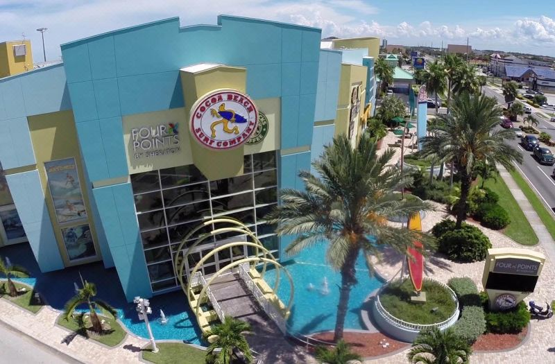 Select Room Product Four Points By Sheraton Cocoa Beach