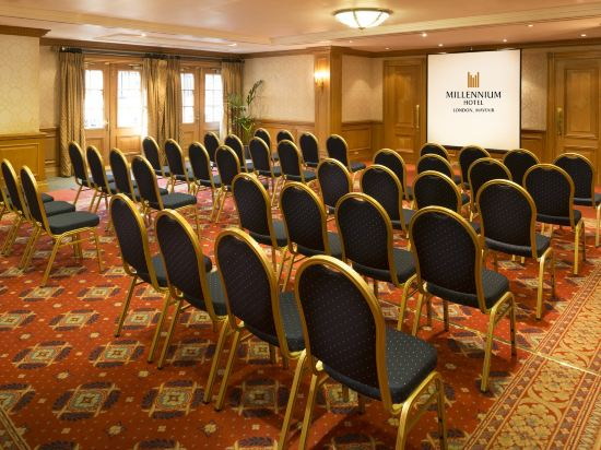 倫敦千禧國際梅菲爾酒店(Millennium Mayfair London)會議室
