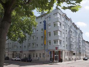 曼海姆巴拉丁斯高級酒店(Balladins Superior Hotel Mannheim)