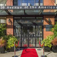 紐約/特里貝卡希爾頓花園旅館酒店預訂