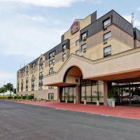 多倫多北約克貝斯特韋斯特優質酒店套房酒店預訂