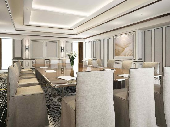 曼谷馬奎斯皇后公園萬豪酒店(Bangkok Marriott Marquis Queen's Park)會議室
