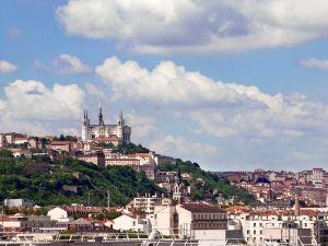 里昂中心撒克斯拉斐爾美爵酒店(Mercure Lyon Centre Saxe Lafayette)