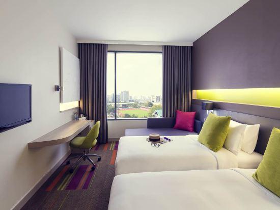 曼谷暹羅美居酒店(Mercure Bangkok Siam)行政房