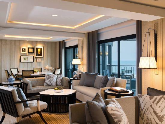 華欣萬豪水療度假村(Hua Hin Marriott Resort & Spa)總統套房