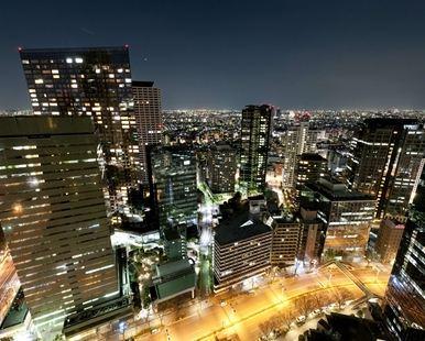 東京希爾頓酒店(Hilton Tokyo)行政房