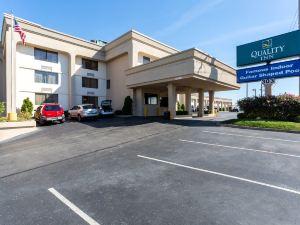 納什維爾市中心體育場品質酒店