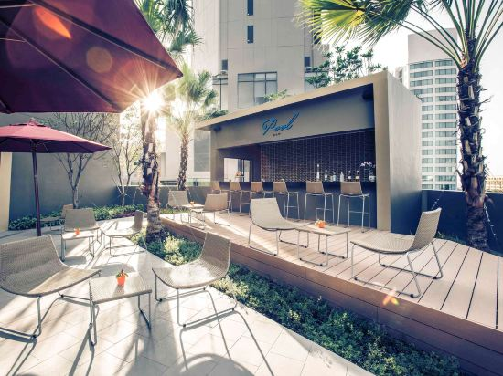 芭堤雅海洋度假美居酒店(Mercure Pattaya Ocean Resort)餐廳