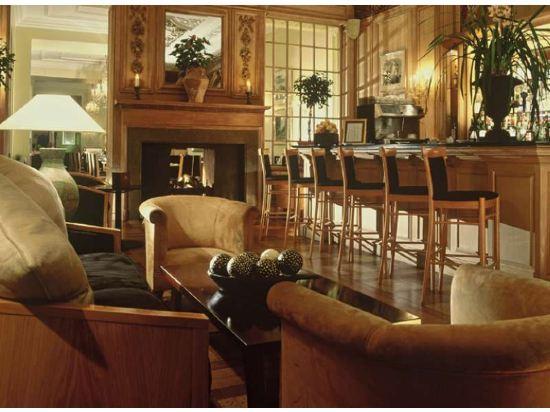 倫敦肯辛頓千禧國際百麗酒店(The Bailey's Hotel London)公共區域
