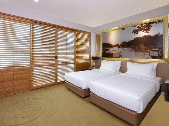 隆齊中間點大酒店(Grande Centre Point Hotel Ploenchit)二卧室套房