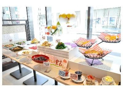 JR九州花博中心酒店(Jr Kyushu Hotel Blossom Hakata Central)餐廳