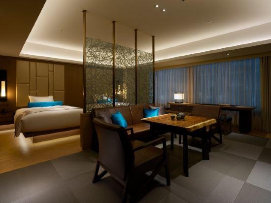 京都祗園賽萊斯廷酒店(Hotel the Celestine Kyoto Gion)賽萊斯廷豪華東山房