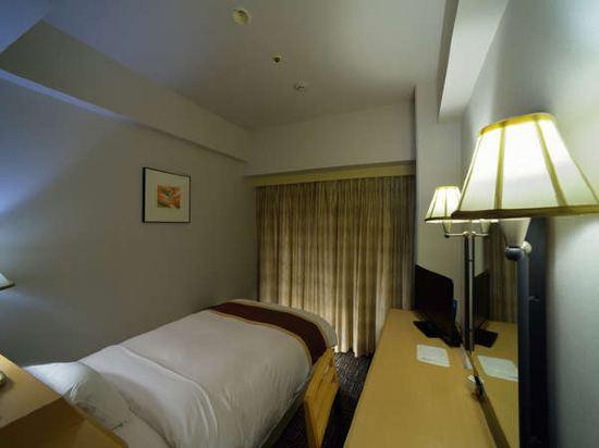 福岡運河城華盛頓酒店(Canal City Fukuoka Washington Hotel)高級單人間