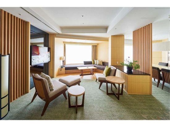 東京目黒雅敍園(Hotel Gajoen Tokyo)大使套房