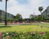 Lumpini公園海灘Chaam海景公寓A01/207