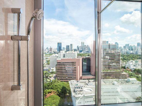 曼谷東方酒店(Oriental Residence Bangkok)公共區域